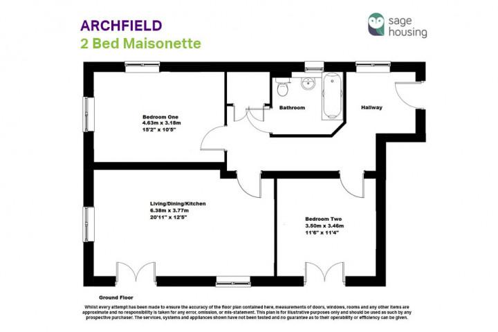Archfield development gallery image