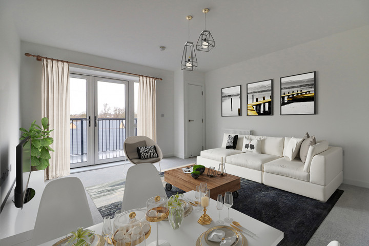 Devonshire Place development gallery image
