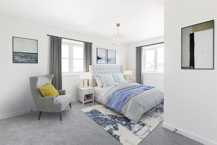 The Fairacre Collection (Bloor Homes) development gallery image