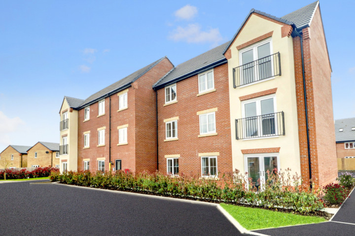 Stoneley Park development gallery image